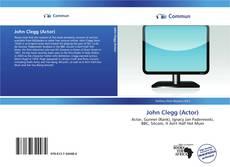 Обложка John Clegg (Actor)