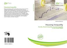 Housing Inequality kitap kapağı