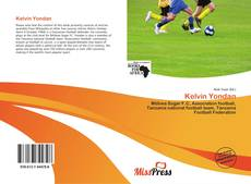 Bookcover of Kelvin Yondan