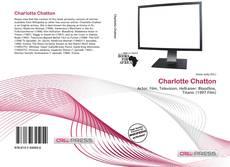 Buchcover von Charlotte Chatton