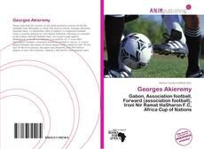 Capa do livro de Georges Akieremy
