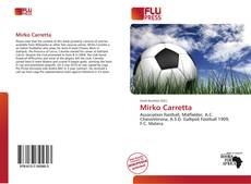 Bookcover of Mirko Carretta