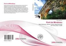 Pont de Mirabeau kitap kapağı