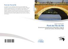 Couverture de Pont de l'île de Ré