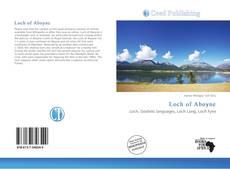 Capa do livro de Loch of Aboyne