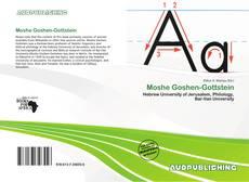Moshe Goshen-Gottstein的封面