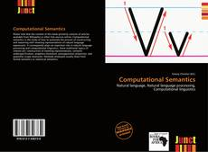 Bookcover of Computational Semantics