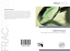 Bookcover of Gabriel Pareyon
