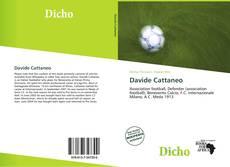 Copertina di Davide Cattaneo