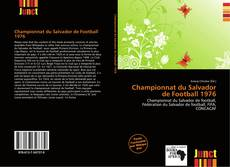 Championnat du Salvador de Football 1976的封面