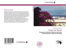 Bookcover of Siège de Berat