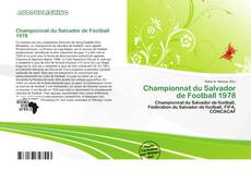 Bookcover of Championnat du Salvador de Football 1978