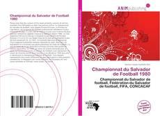 Bookcover of Championnat du Salvador de Football 1980