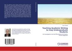 Couverture de Teaching Academic Writing to Iraqi Undergraduate Students