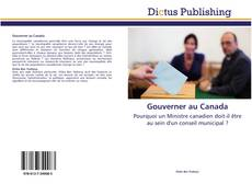 Bookcover of Gouverner au Canada