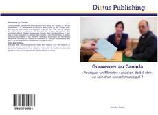 Обложка Gouverner au Canada