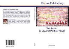 Top Secret 37 Laws Of Political Power的封面