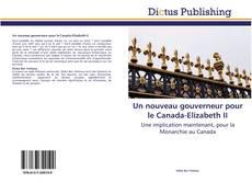 Un nouveau gouverneur pour le Canada-Elizabeth II的封面