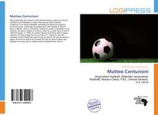 Обложка Matteo Centurioni