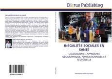 INÉGALITÉS SOCIALES EN SANTÉ的封面