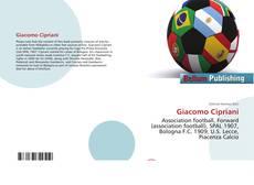 Borítókép a  Giacomo Cipriani - hoz