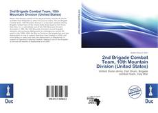 Capa do livro de 2nd Brigade Combat Team, 10th Mountain Division (United States)