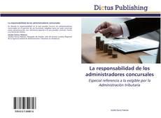 Bookcover of La responsabilidad de los administradores concursales