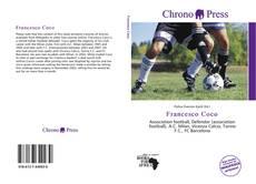 Francesco Coco的封面