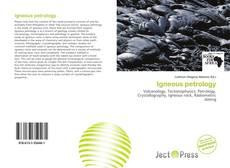 Borítókép a  Igneous petrology - hoz