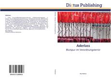 Bookcover of Aderlass