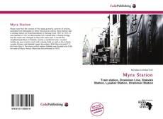 Обложка Myra Station