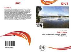 Capa do livro de Loch Ken
