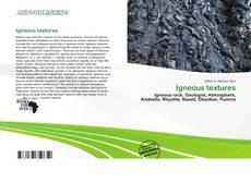 Borítókép a  Igneous textures - hoz