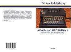 Schreiben an die Präsidenten kitap kapağı