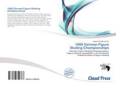Capa do livro de 1998 German Figure Skating Championships