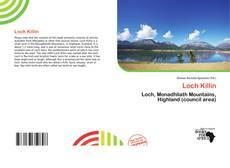 Capa do livro de Loch Killin
