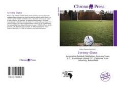 Bookcover of Jeremy Gunn
