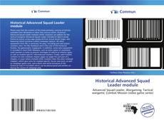 Portada del libro de Historical Advanced Squad Leader module