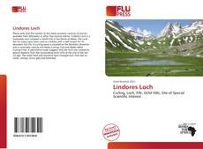 Capa do livro de Lindores Loch