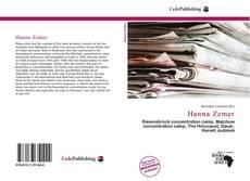Buchcover von Hanna Zemer