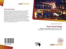 Pont Saint-Ange的封面
