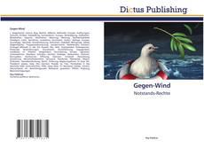 Portada del libro de Gegen-Wind