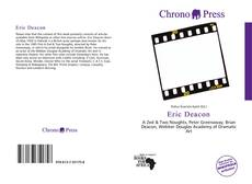 Bookcover of Eric Deacon