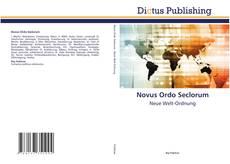 Обложка Novus Ordo Seclorum
