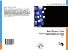 Bookcover of Juan Ramón Solís