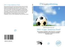 Capa do livro de 2011 Copa América Final