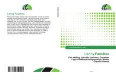 Copertina di Lenny Faustino