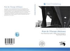 Portada del libro de Pont de l'Europe (Orléans)