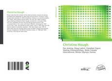 Copertina di Christine Hough