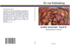 Großer Schwindel - Band IV kitap kapağı